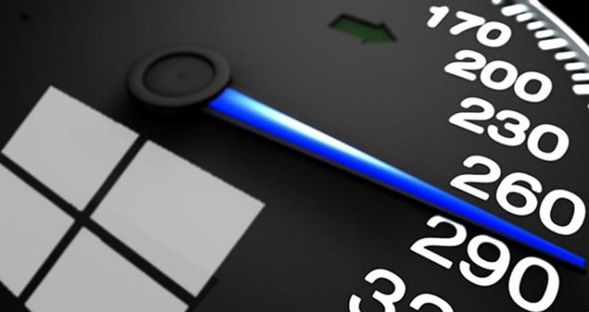 آموزش افزایش سرعت ویندوز 10