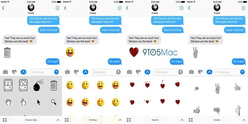 ios 10 new emoji