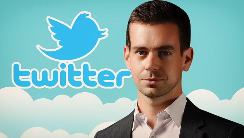 جک دورسی مدیر عامل توییتر