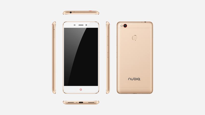 تلفن هوشمند Nubia N1