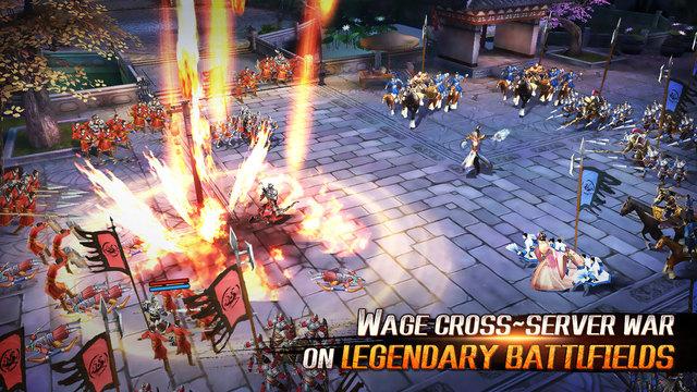 بازی Kingdom Warriors