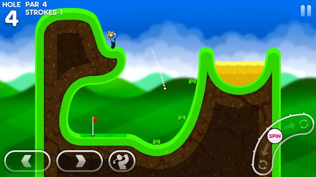 بازی Super Stickman Golf 3