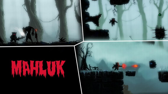 بازی Mahluk: Dark Demon