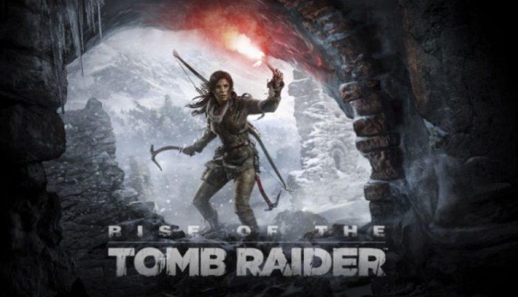 بازی Rise of Tomb Rider
