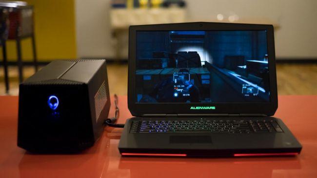 10 Alienware 17