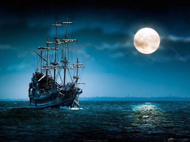 دور شدن تدریجی ماه از زمین