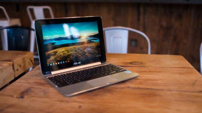 Asus Chromebook Flip-10-650-80