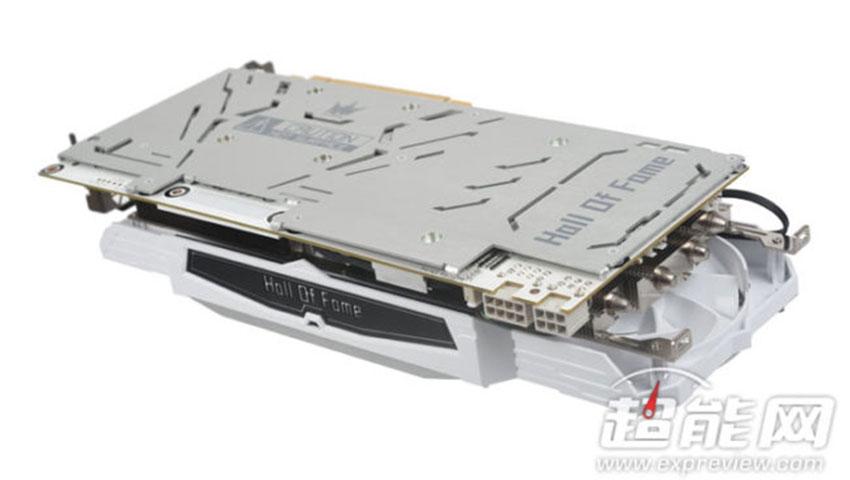 گلکسی جی تی ایکس 1060 مدل HOF (تصویر 1)