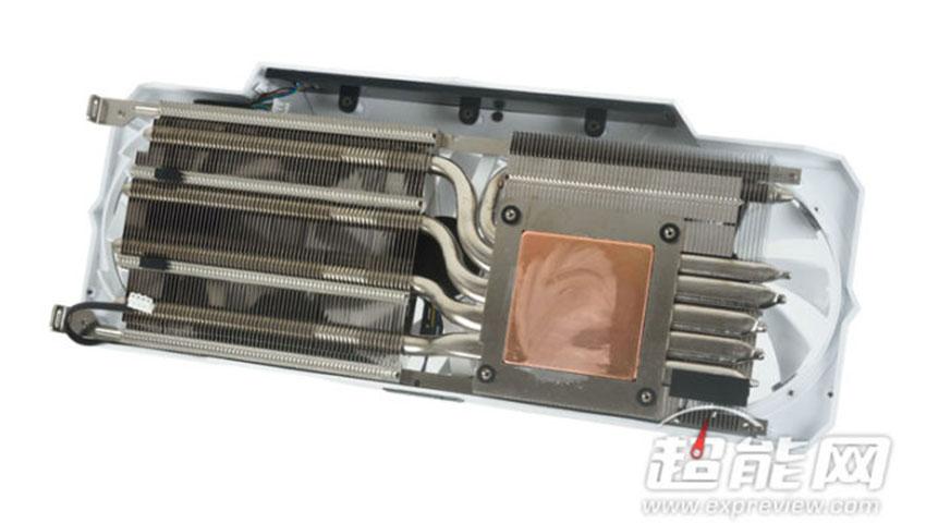 گلکسی جی تی ایکس 1060 مدل HOF (تصویر 3)