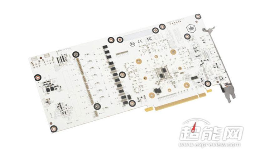 گلکسی جی تی ایکس 1060 مدل HOF (تصویر 4)
