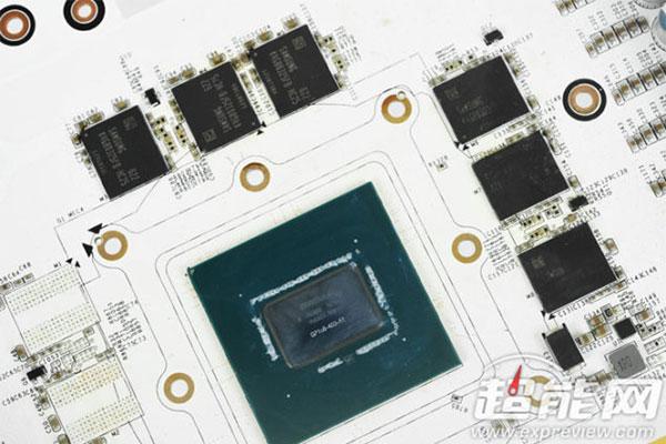 گلکسی جی تی ایکس 1060 مدل HOF (تصویر 8)