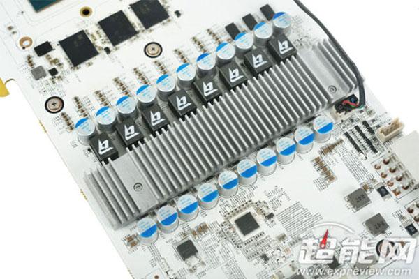گلکسی جی تی ایکس 1060 مدل HOF (تصویر 9)