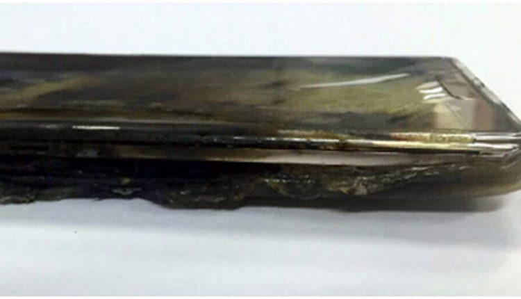 انفجار یک گلکسی نوت 7 دیگر هنگام شارژ