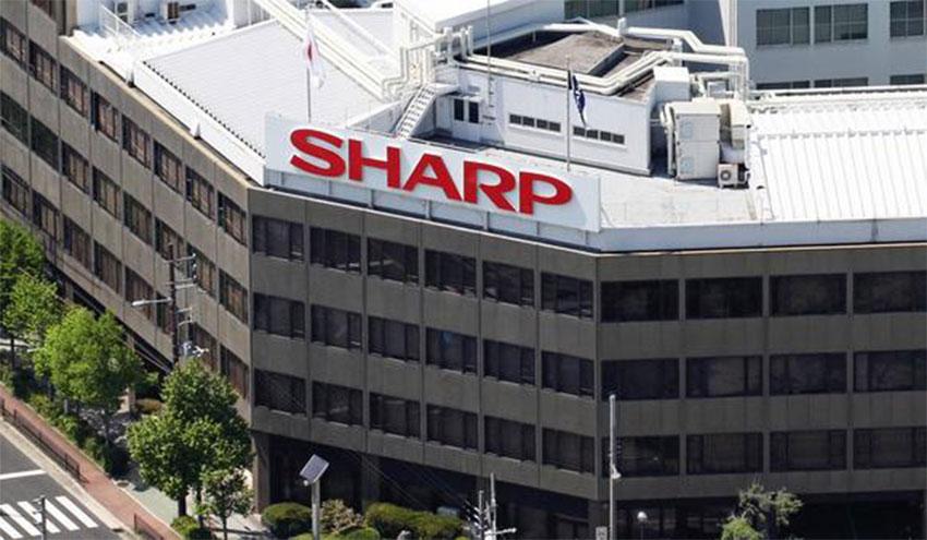شرکت ژاپنی شارپ