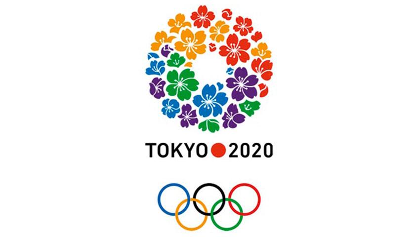 لوگوی بازیهای المپیک 2020 توکیو
