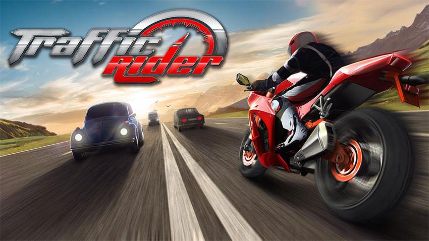 بازی Traffic Rider
