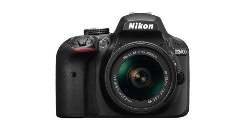 نیکون از دوربین سطح مبتدی D3400 رونمایی کرد