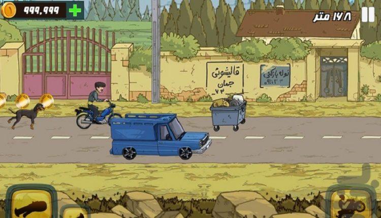 موتوری ۲؛ نقدی کوتاه از یک بازی دو بعدی و جذاب ایرانی