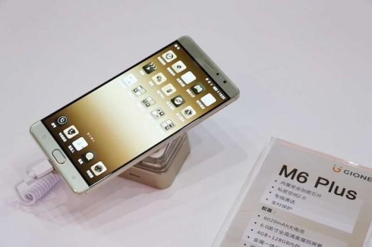 گوشی Gionee M6
