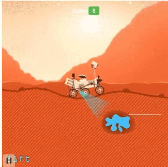 ناسا چهارمین سال حضور مریخنورد Curiosity را جشن میگیرد