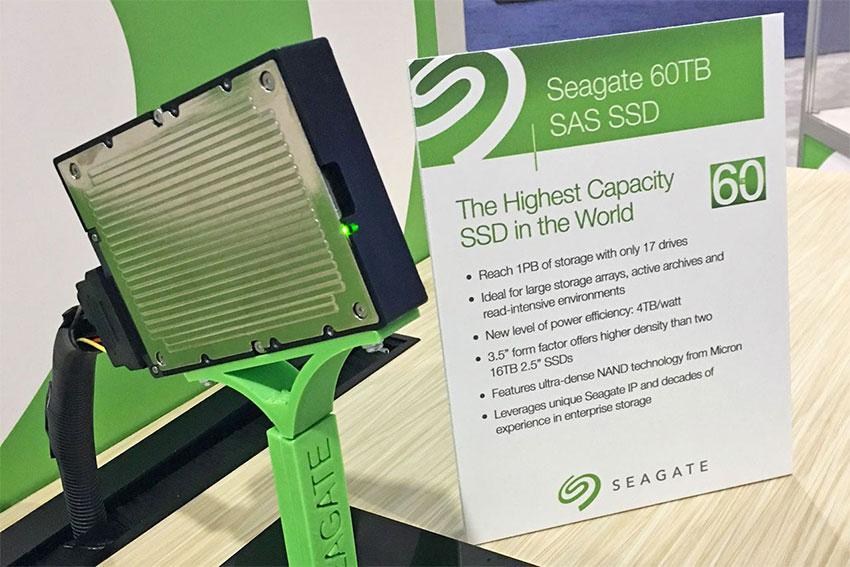 درایو 60 گیگابایتی SSD سیگیت