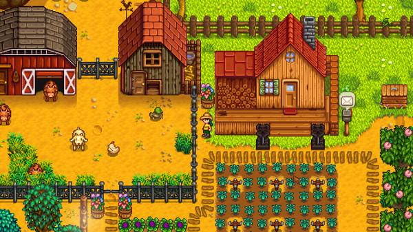 بازی Stradew Valley برای لینوکس و مک عرضه شد