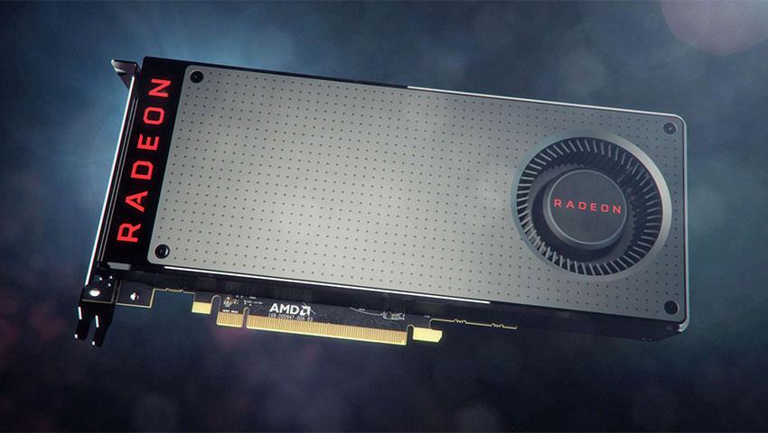 مدل 4 گیگابایتی رادئون RX 480