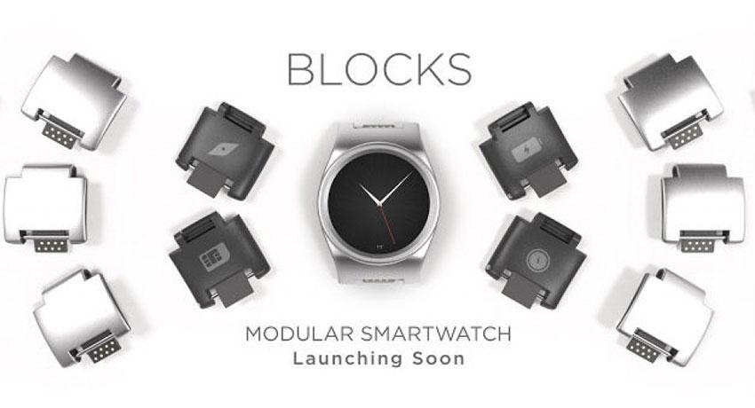ساعت هوشمند بلاکس