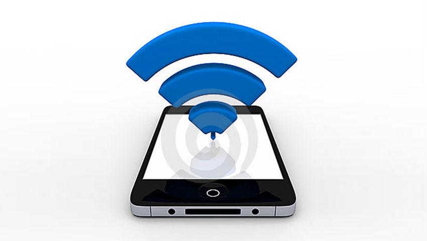 اتصال به یک شبکه وای فای