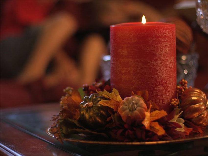 اولین شمع هوشمند به نام LuDela