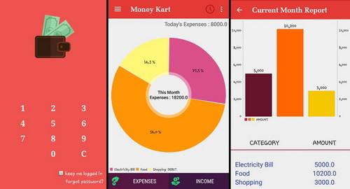 money-kart