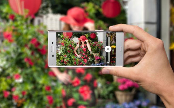 سونی اسکپریا ایکس زد اولین اسمارت فون از سری ایکس سونی که توانایی ضبط ویدئو در کیفیت 4K را داراست