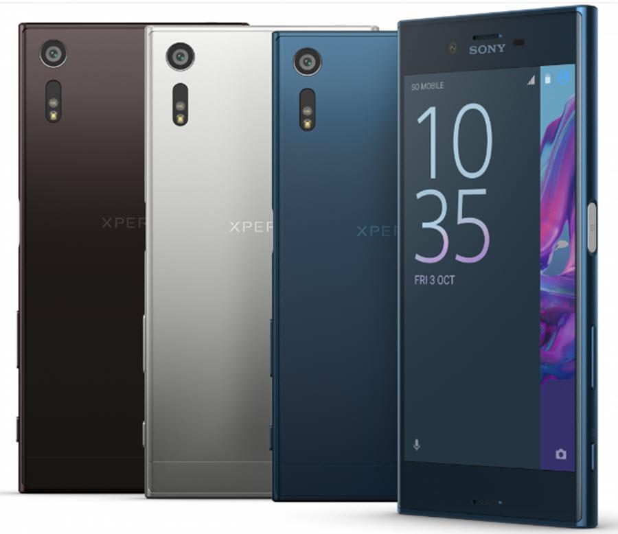 Sony Xperia XZ و Xperia X Compact