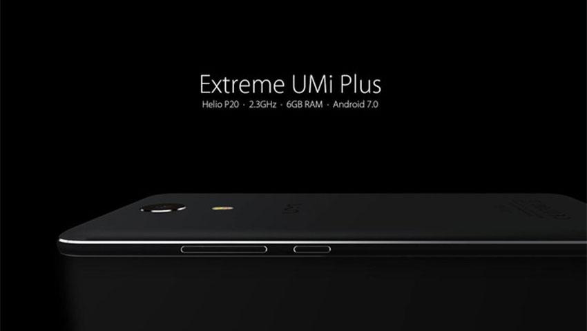 گوشی هوشمند UMi Plus