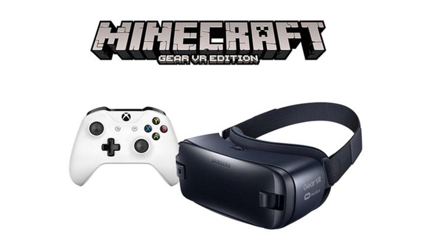 پشتیبانی کنترلر ایکس باکس وان از Minecraft