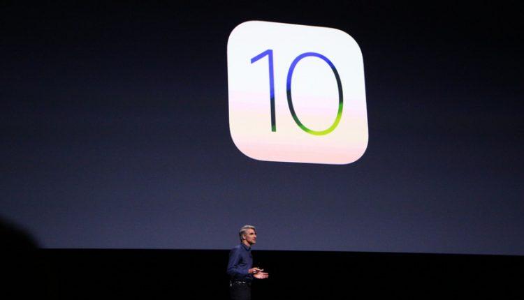 با گذشت 24 ساعت، آی او اس 10 بر روی 14.5 درصد از دیوایس های اپل نصب شد