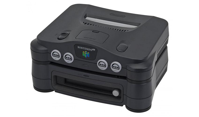 نینتندو 64DD