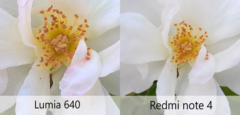 مقایسه دوربین لومیا 640 با ردمی نوت 4 در حالت زوم