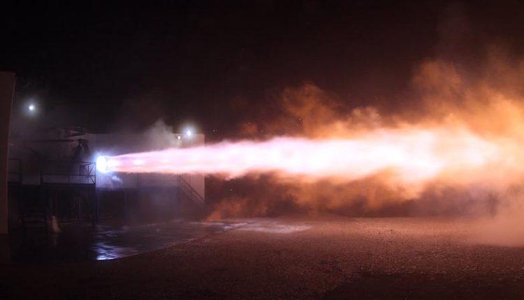 آزمایش موفقیت آمیز اولین موتور جت برای فرستادن بشر به مریخ