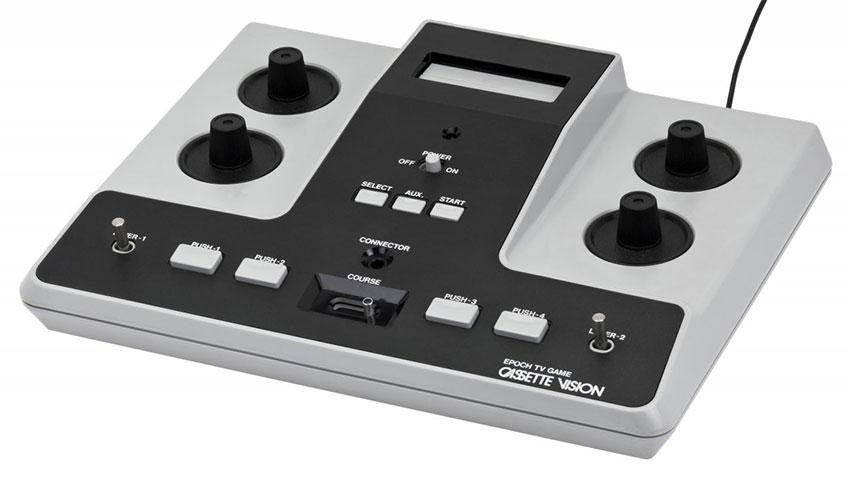 کنسول بازی Epoch Cassette Vision