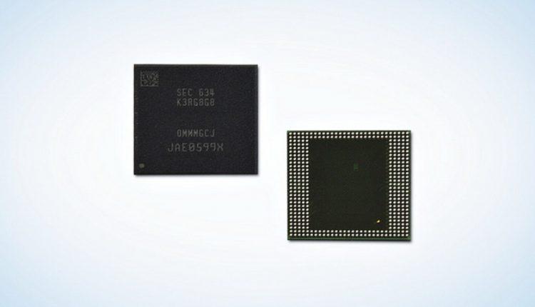 سامسونگ از اولین ماژول 8 گیگابایتی DRAM رونمایی کرد