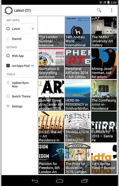 اپلیکیشن Art Opps (تصویر 2)