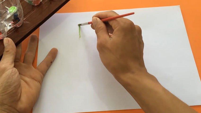 ساخت یک پالت رنگ ساده (تصویر 5)
