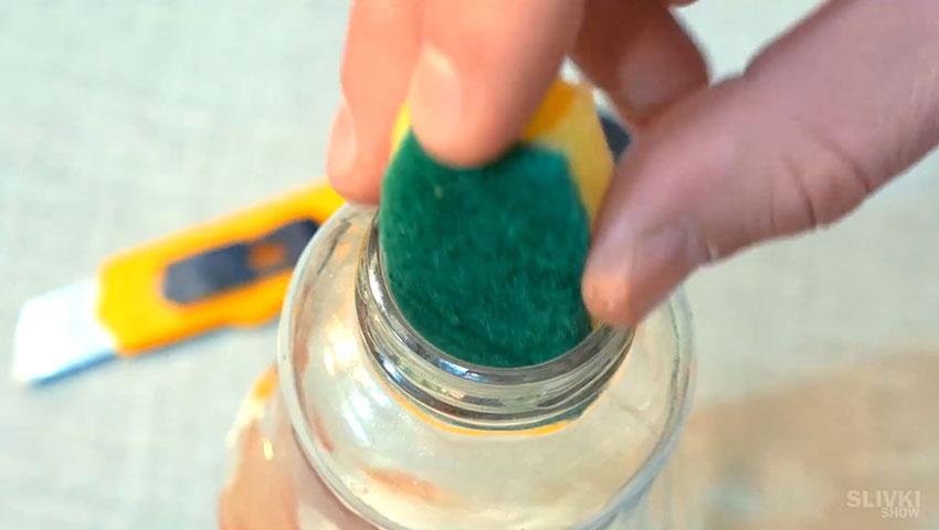 تمیز کردن بطری (تصویر 7)