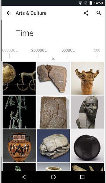 اپلیکیشن Google Arts & Culture (تصویر 1)