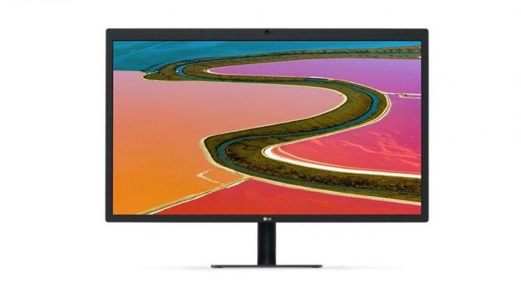 صفحه نمایش 5K جدید آل جی برای مک بوک پرو طراحی شده است