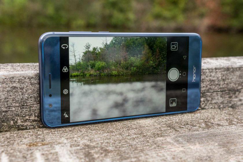 اپلیکیشن دوربین هواوی آنر 8