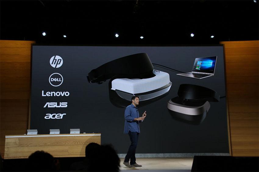هدستهای واقعیت مجازی مایکروسافت