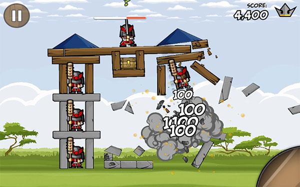 بازی Siege Hero