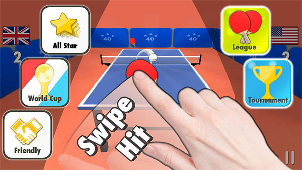 بازی Table Tennis 3D